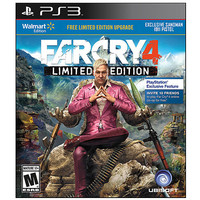 Walmart: Far Cry 4 (PS3)