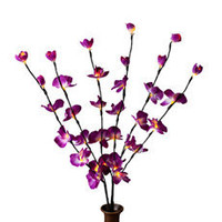 Lighted Cherry Blossom Branches (45 Light Set) - Bed Bath & Beyond