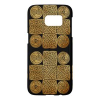 Celtic Knotwork Cross Samsung Galaxy S7 Case