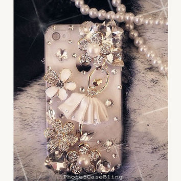 iPhone 5C case, iPhone 5S case, iPhone 5 case, iphone 4s case, ipod touch 4 case, ipod touch 5 case, ballerina iphone 4 case, cover iphone 5