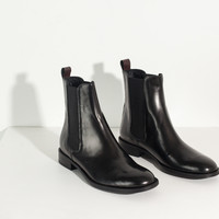 Chelsea Ankle Boot in Black
