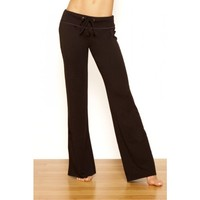 Green Apple Active - Relaxed Flare Sweat Pant | Pronounce Activewear
