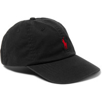 Polo Ralph Lauren - Cotton Baseball Cap