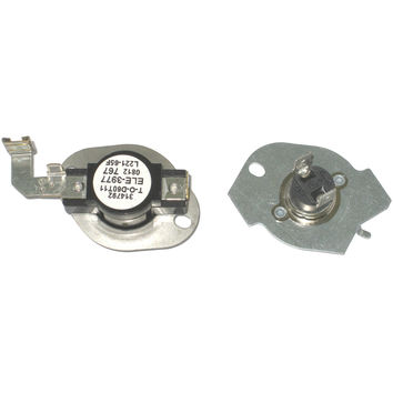 NAPCO N 197 (version of 279816) Dryer Thermostat & Fuse Kit (Whirlpool(R) N197)