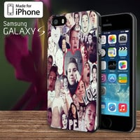 Matthew Espinosa Collage  For Samsung Galaxy S3 / S4 and IPhone 4 / 4S / 5 / 5S / 5C Case