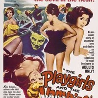 Playgirls And The Vampire Movie Poster 16inx24in