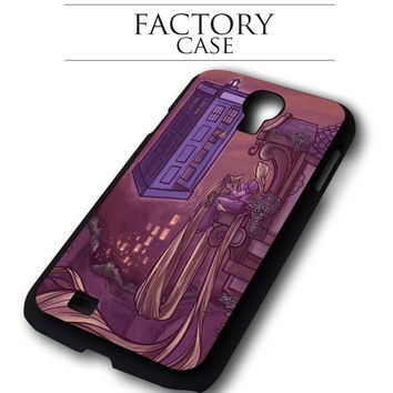 Disney Tardis Rapunezel iPhone for 4 5 5c 6 Plus Case, Samsung Galaxy for S3 S4 S5 Note 3 4 Case, iPod for 4 5 Case