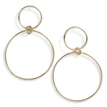 Bony Levy Geo Circle Drop Earrings (Nordstrom Exclusive) | Nordstrom