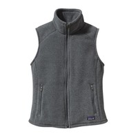 Patagonia Women's Simple Synchilla® Fleece Vest | Nickel