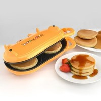 Babycakes Flip-Over Pancake Maker Orange:Amazon:Kitchen & Dining