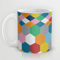 Honeycomb Mug by Project M