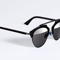 """DIOR SO REAL"" SUNGLASSES BLACK"