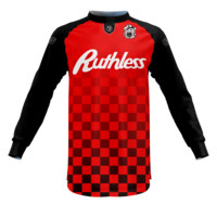Faded Checkers Breeze Jersey