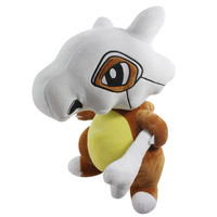 Pokemon Cubone Soft Plush Kawaii Kids Toy