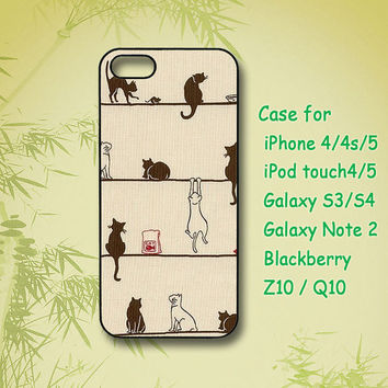 cute cat,iphone 5S case,iphone 5C case,iphone 5 case,iphone 4 case,ipod 4 case,ipod 5 case,ipod case,iphone cover,iphone case,phone case