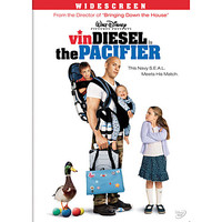 The Pacifier DVD - Widescreen