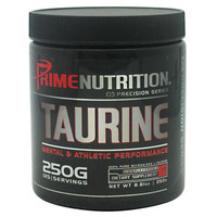 Prime Nutrition Precision Series Taurine, 125 Servings