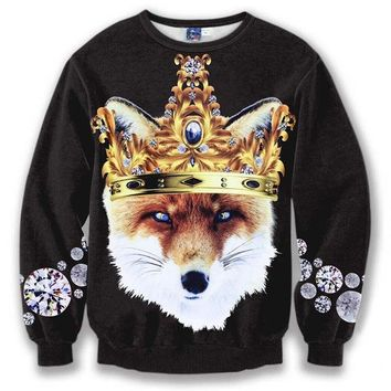 King Fox Sweater