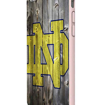 Notre Dame Fighting Irish iPhone 6 Case Available for iPhone 6 Case iPhone 6 Plus Case