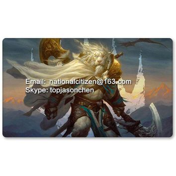 ESBONIS Many Playmat Choices - Ajani Steadfast - MTG Board Game Mat Table Mat for Magical Mouse Mat the Gathering 60 x 35CM