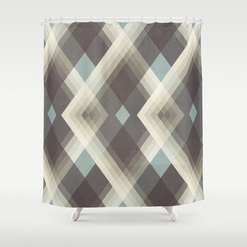 Directions Shower Curtain by metron