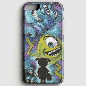 Disney Monster Inc Art iPhone 6 Plus/6S Plus Case | casescraft