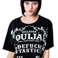 Ouija Crop Top [B]
