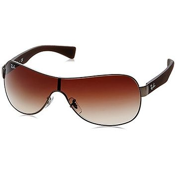 Ray-Ban RB3471 Sunglasses & Cleaning Kit Bundle