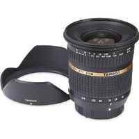 Tamron AF 10-24mm f/3.5-4.5 SP Di II LD Aspherical (IF) Lens for Canon Digital SLR Cameras (Model B001E)