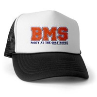 BMS Party Trucker Hat
