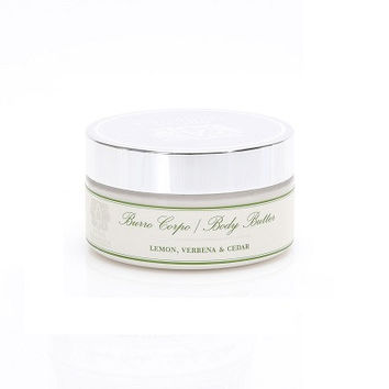 Antica Farmicista body Butter Lemon, Verbena & Cedar 8oz