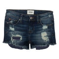 Hudson Kids Festival Denim Shorts (Big Girls) | Nordstrom