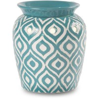 ScentSationals Wax Warmer, Ikat Teal - Walmart.com