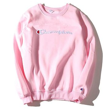 Trendsetter Champion Women Men Fashion Casual Top Sweater Pullover