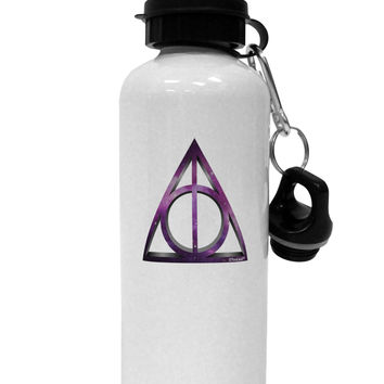 Magic Symbol Aluminum 600ml Water Bottle