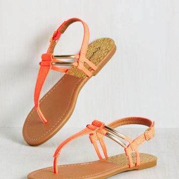 Zeal Right at Home Sandal