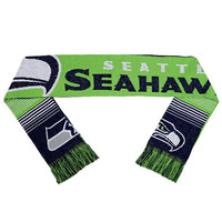 Seattle Seahawks Reversible Split Logo Scarf