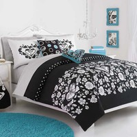 Roxy Alexis Bedding By Roxy Bedding, Comforters, Comforter Sets, Duvets, Bedspreads, Quilts, Sheets, Pillows: The Home Decorating Company
