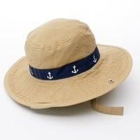 Carter's Anchor Aussie Safari Hat - Baby