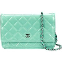 Chanel Vintage Quilted Wallet - What Goes Around Comes Around - Farfetch.com