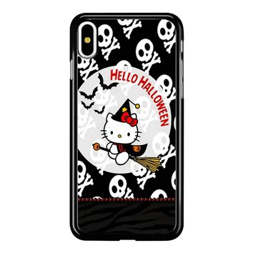 Halloween 023 iPhone X Case