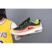 NIKE Wmns Air Max 98 Axis New Fashion Hook Print Contrast Color Sports Leisure Shoes Men