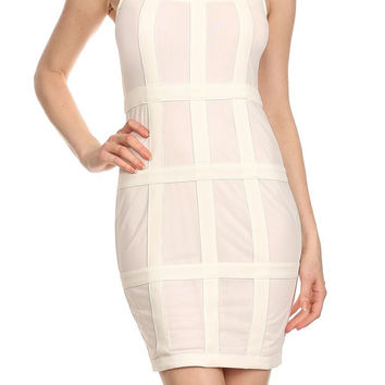Highways and Byways Bodycon Dress