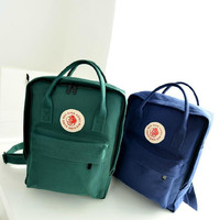 Stylish Comfort Casual Back To School College On Sale Hot Deal Korean Canvas Backpack [6580918983]