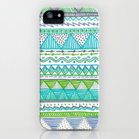 Ocean T iPhone & iPod Case by Lisa Argyropoulos