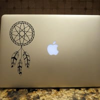 Dreamcatcher Decal Custom Vinyl Computer Laptop Car auto vehicle window decal custom sticker Boho Decal