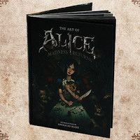 Alice: Madness Returns Art Book