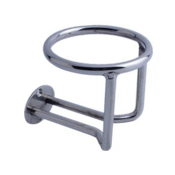 Stainless Steel Open Design Cup Drink Holder