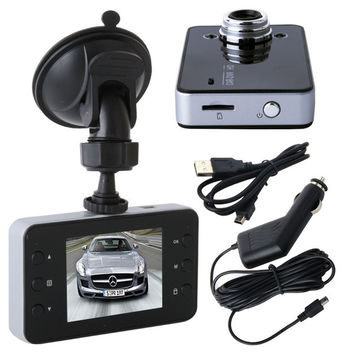 6000K Car Vehicle DVR Video Recorder Night Vision Camera Blackbox Audio VEU8 D_L = 1708681796