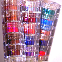 3 Best Selling Glamorous Chicks Cosmetics 5 Stacks (15 colors)